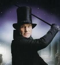 P Stewart scrooge