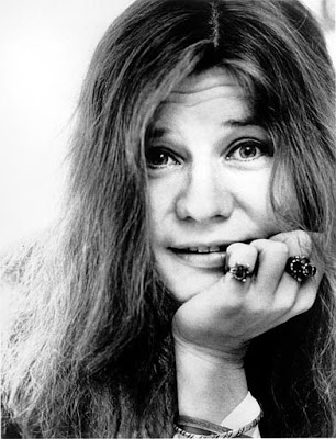 This is a 1970 photo of rock singer Janis Joplin. (AP Photo)